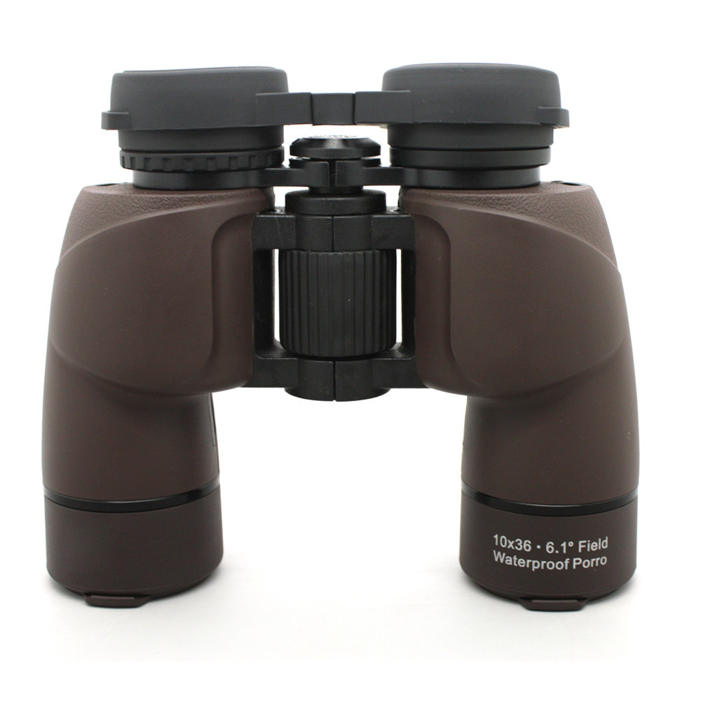 Long Xiang Optics Brand eye black compact waterproof binoculars military powerful