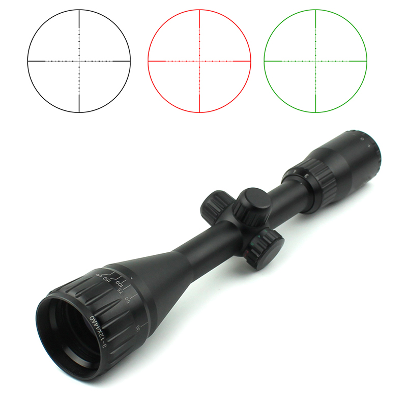 Long Xiang Optics ar hunting scope plane first red fit