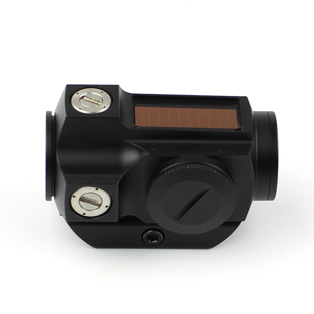 OEM tactical red dot sight waterproof open red dot sight reviews