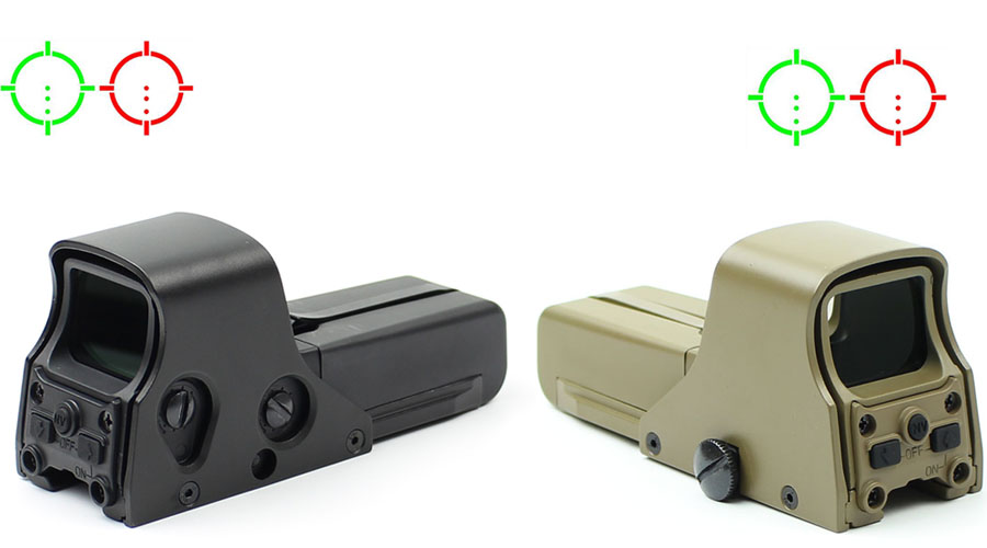 Long Xiang Optics-High Quality Eotech Red Dot Sight Red And Green Dot 552 | Red Dot Sight