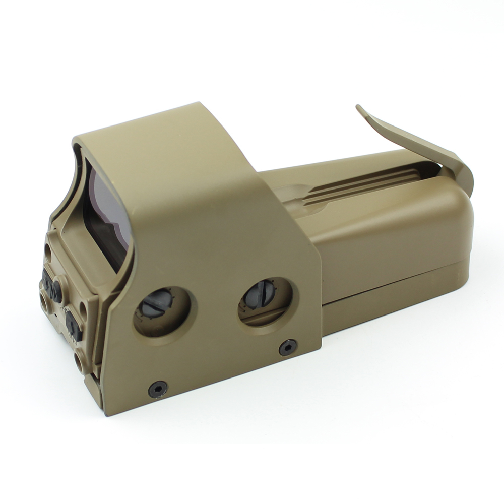 dot 21mm tactical red dot sight laser Long Xiang Optics
