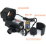 5mw collimator OEM tactical laser pointer