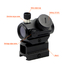 Quality red dot sight reviews Long Xiang Optics Brand ar tactical red dot sight