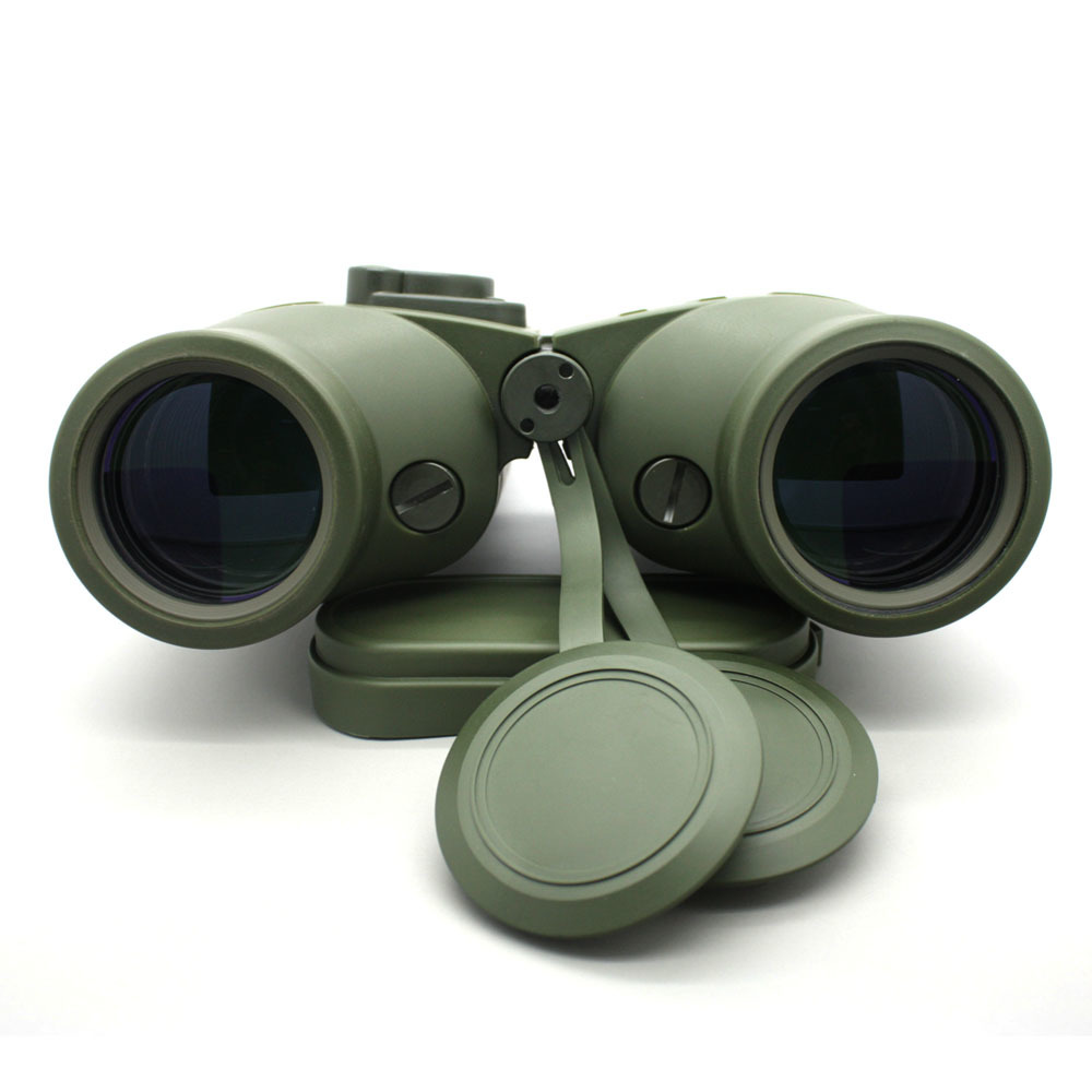 green customized brand compact waterproof binoculars Long Xiang Optics