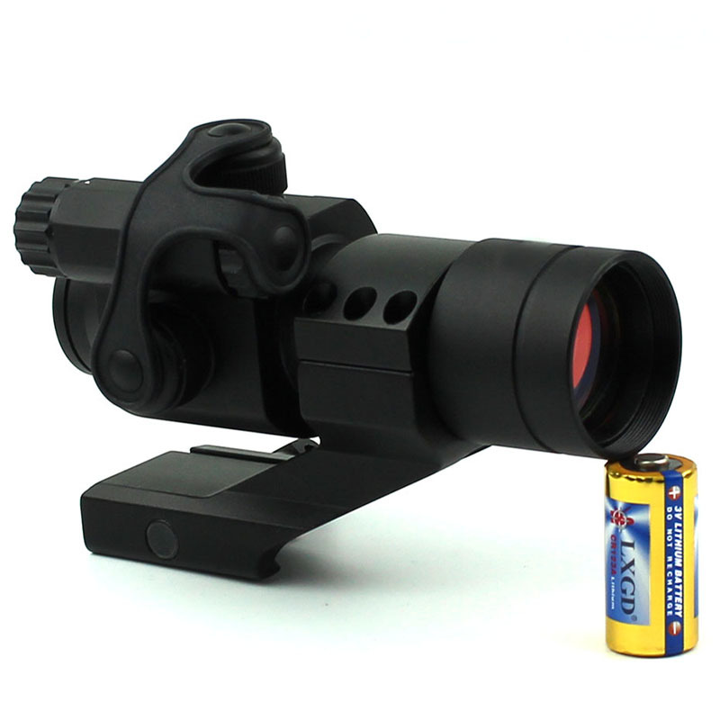 power waterproof Long Xiang Optics tactical red dot sight