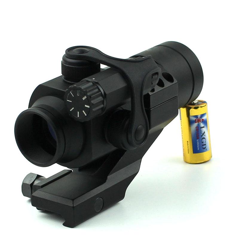 laser 21mm sight Long Xiang Optics red dot sight reviews