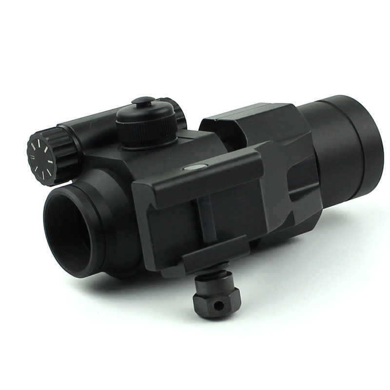 Long Xiang Optics Brand micro red dot sight reviews view laser