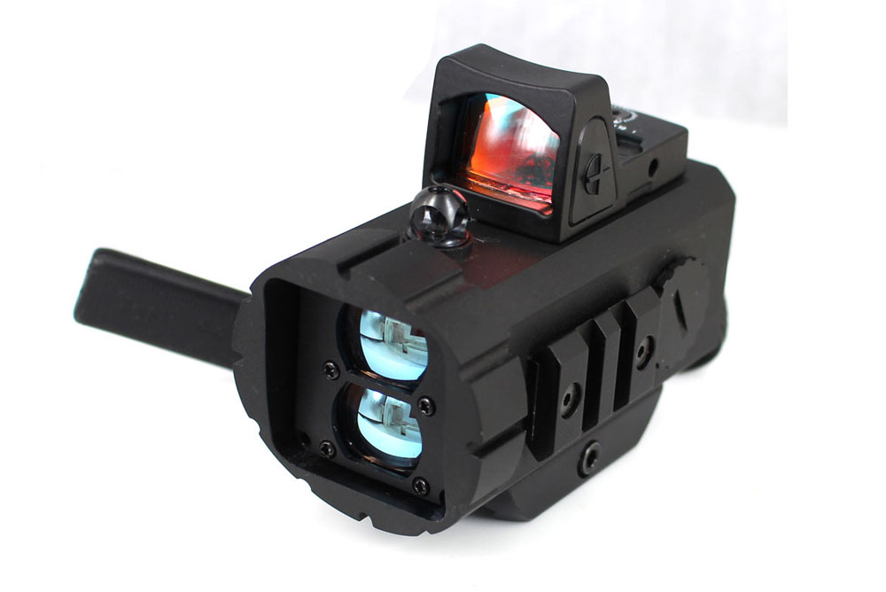 Long Xiang Optics-News | LXGD Lauch New Rangefinder Hunting Red Dot Scope-2