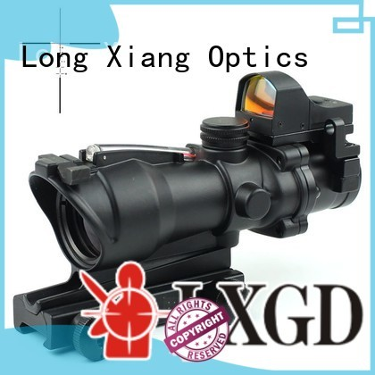 Custom acog sight tactical scopes Long Xiang Optics accessories
