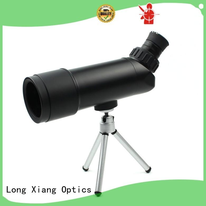 compact variable computerized military night vision monocular Long Xiang Optics Brand