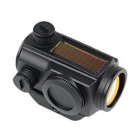 Big Red Dot Sight Solar Power w/ 21mm mount SHD-002