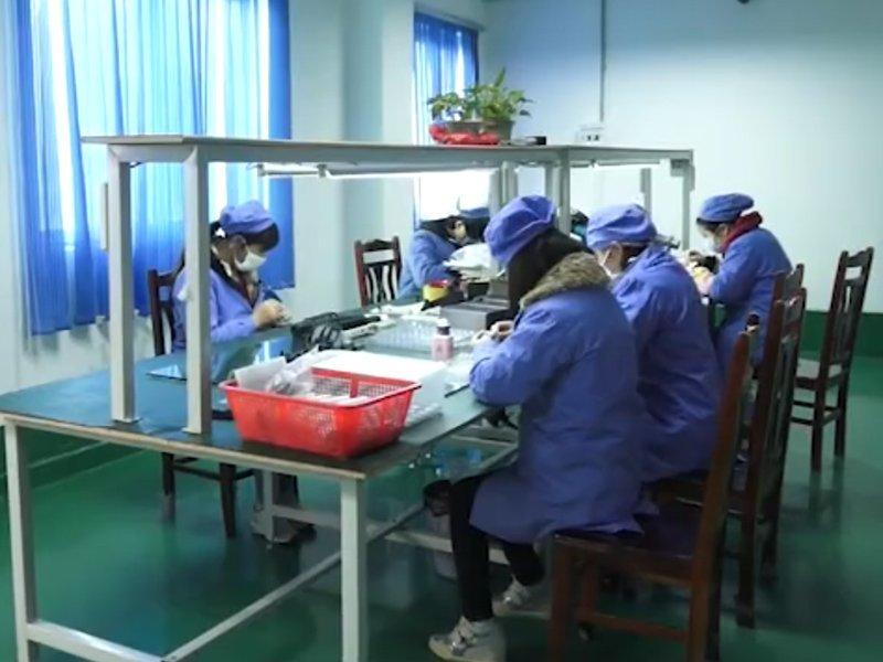workshop production line-1