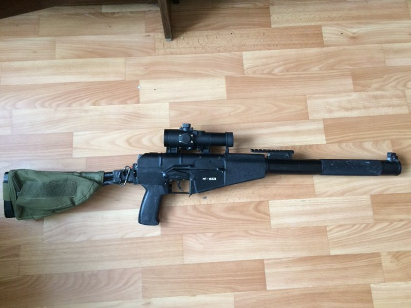 SVD1x24 loaded gun -1