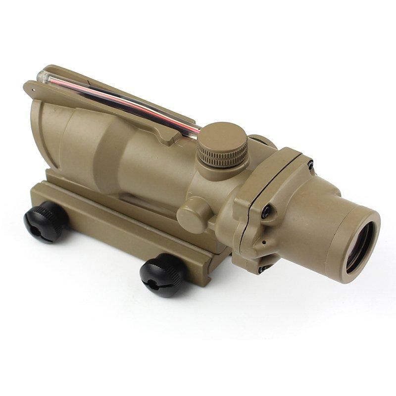 4x32 Fiber Power Acog Scope Telescopic Sight   4x32C1A