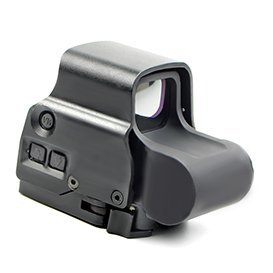 Wide View Open Red Dot Sight