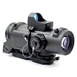 4x Good Telescopic Sight Red Dot Optics Hunting Accessories