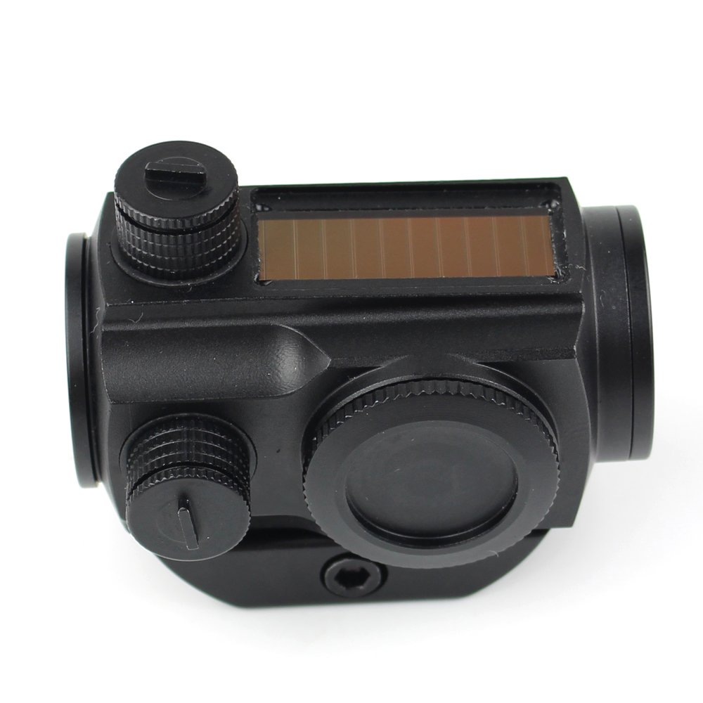 Big Red W: Find Big Red Dot Sight Solar Power W/ 21mm Mount Shd-002