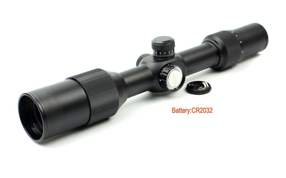 long 30mm OEM ar hunting scope