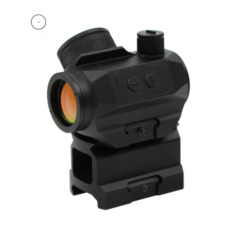 LXGD Waterproof Ipx7 Compact 2 moa Red Dot Sight  HD-27