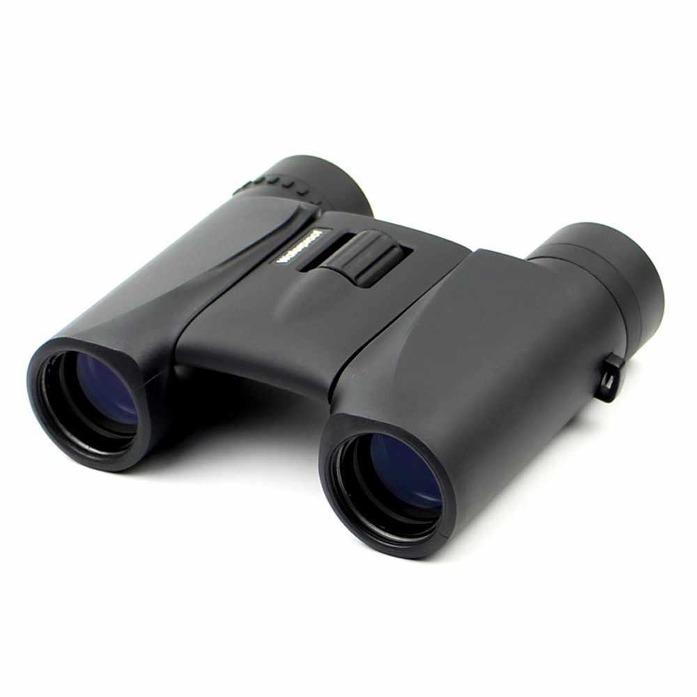 Travel 8x25 best compact binoculars Ipx4 Water Resistant  MZ8x25