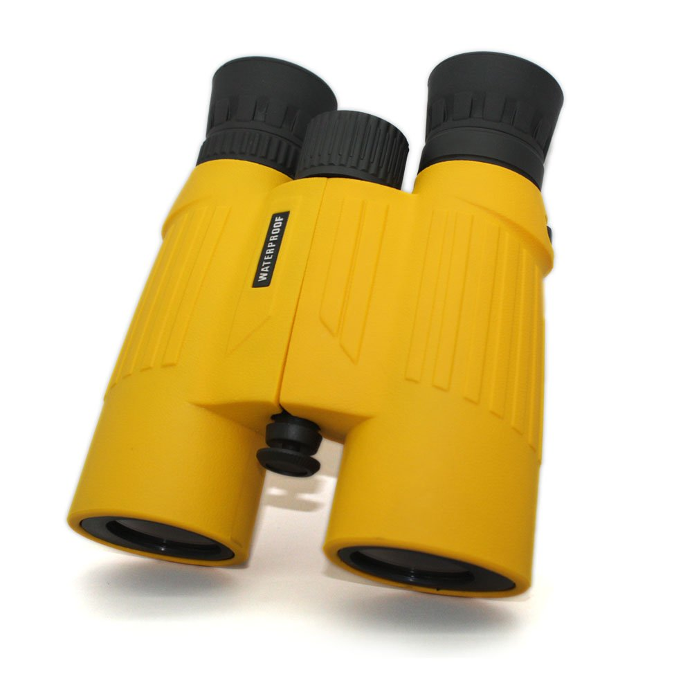 Long Xiang Optics Yellow Water Floats 8x30 Roof Prism Binoculars With Cat Eye  MZ8x30 Binoculars image12