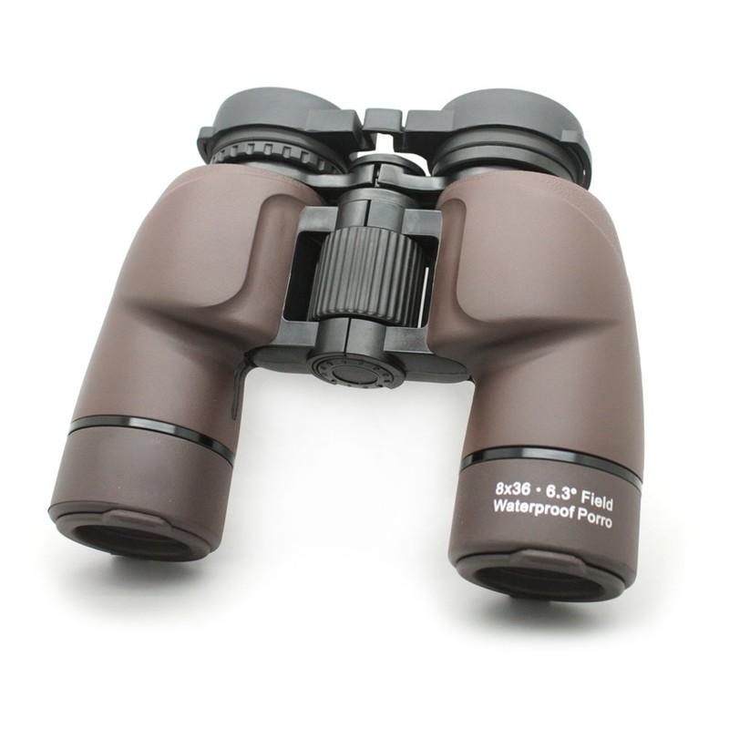 Ultra Customized Color 8x36 Compact Waterproof Binoculars  MZ8x36