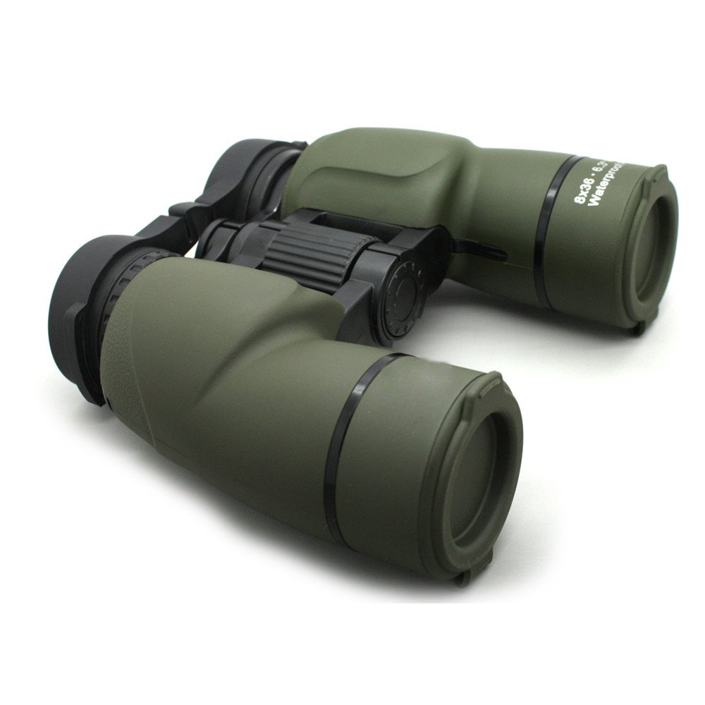 wide compact waterproof binoculars daily black