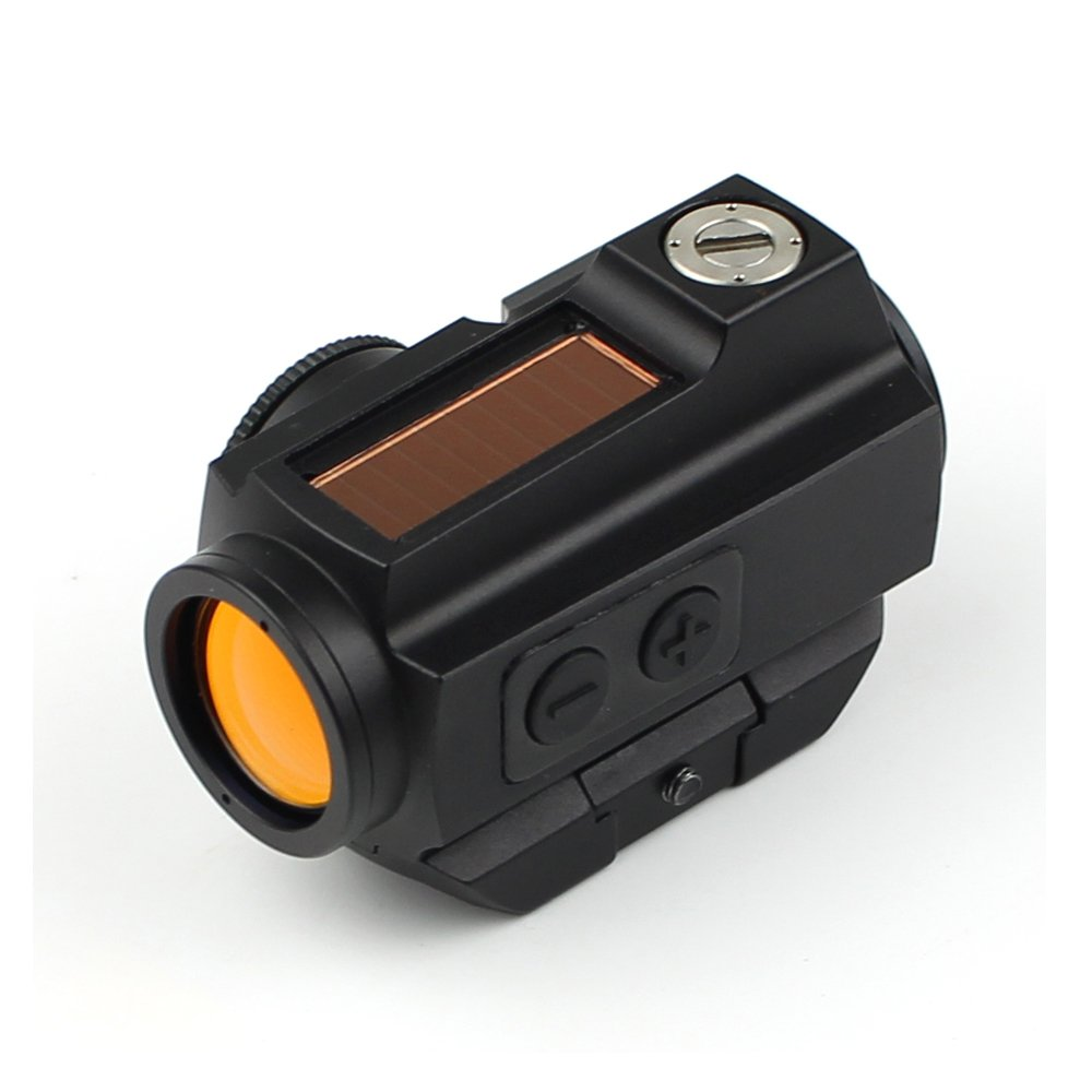 Long Xiang Optics Battery Free Micro Rimfire Reflex Sight  SHD-003 Red Dot Sight image9
