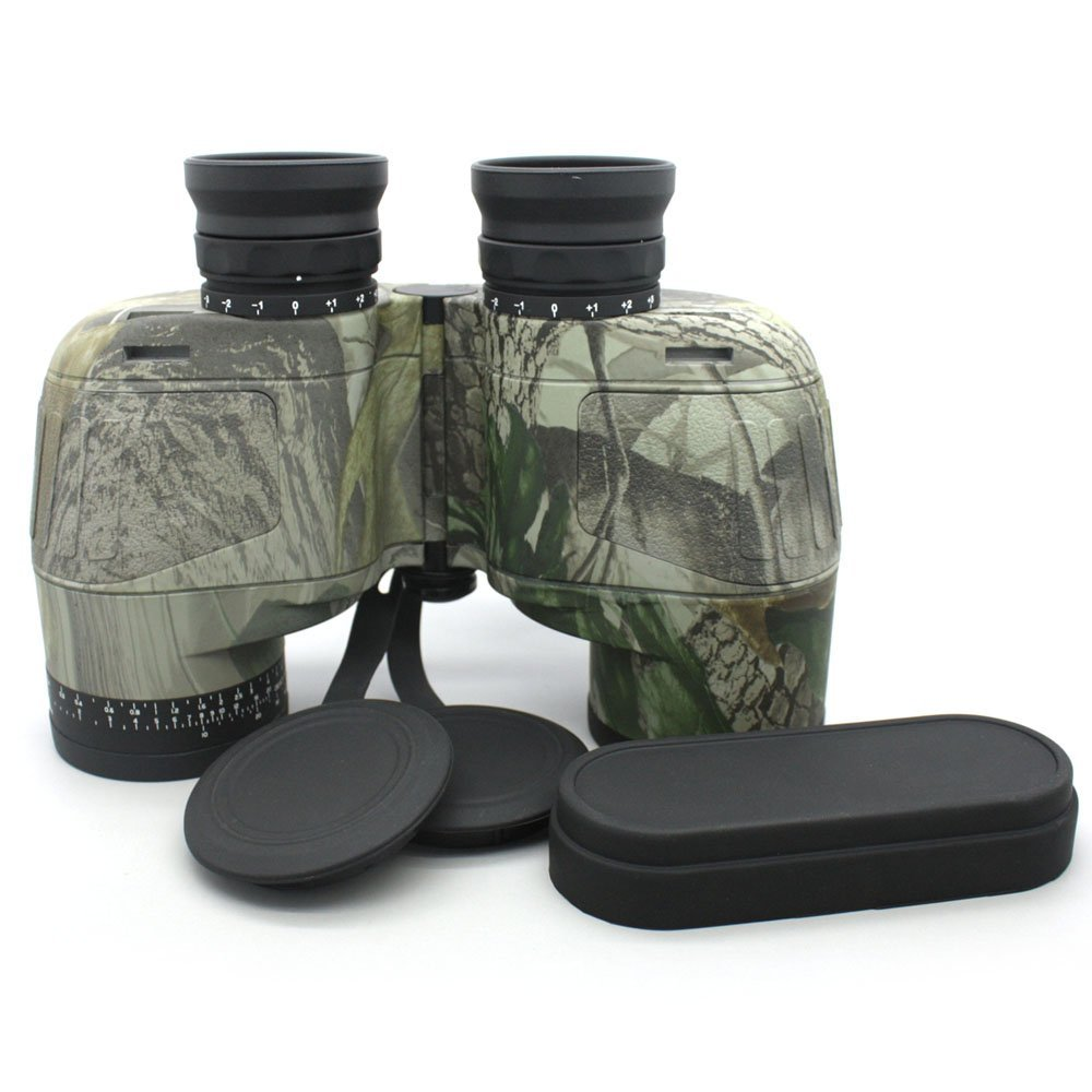 compact waterproof binoculars floatation hd foldable filled
