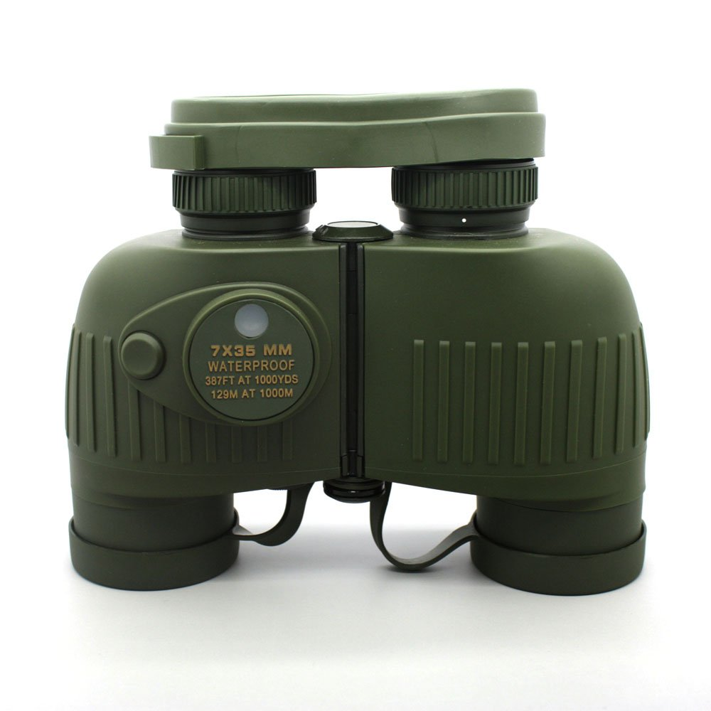 Long Xiang Optics Best Marine Water Float 7x35 Bincouars Army Green  MZ7x35 Binoculars image3