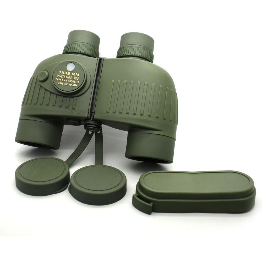 Long Xiang Optics rubber cat waterproof binoculars