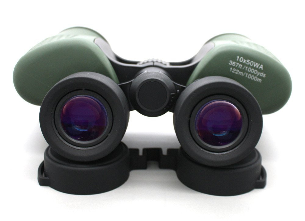compact waterproof binoculars marine waterproof binoculars Long Xiang Optics