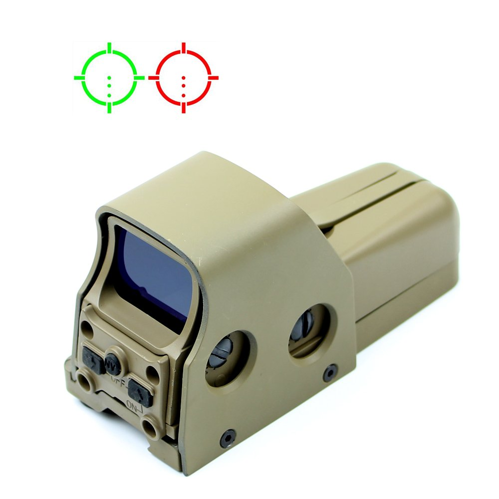 Eotech Red Dot Sight Red And Green Dot  553