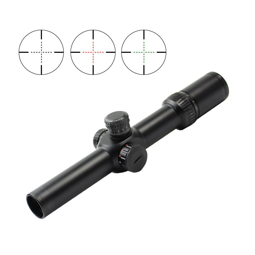 30mm Scope Rings Ffp Scopes Long Range Hunting Gear Q2.5-10x26E