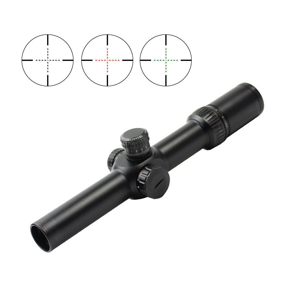 Long Xiang Optics 30mm ar hunting scope moa red