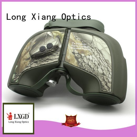 Hot compact waterproof binoculars cat cometron bath Long Xiang Optics Brand