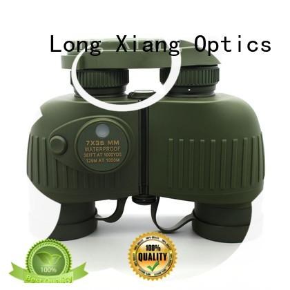 Wholesale travel compact waterproof binoculars Long Xiang Optics Brand
