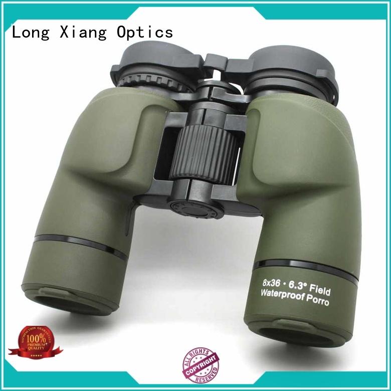 compact waterproof binoculars cover customized waterproof binoculars manufacture