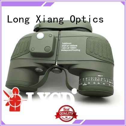 spec red Long Xiang Optics compact waterproof binoculars