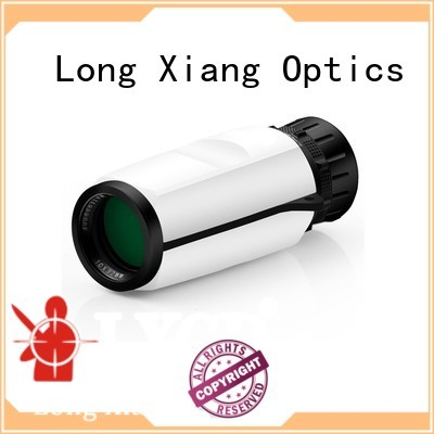 Custom computerized zoom telescopes Long Xiang Optics hand