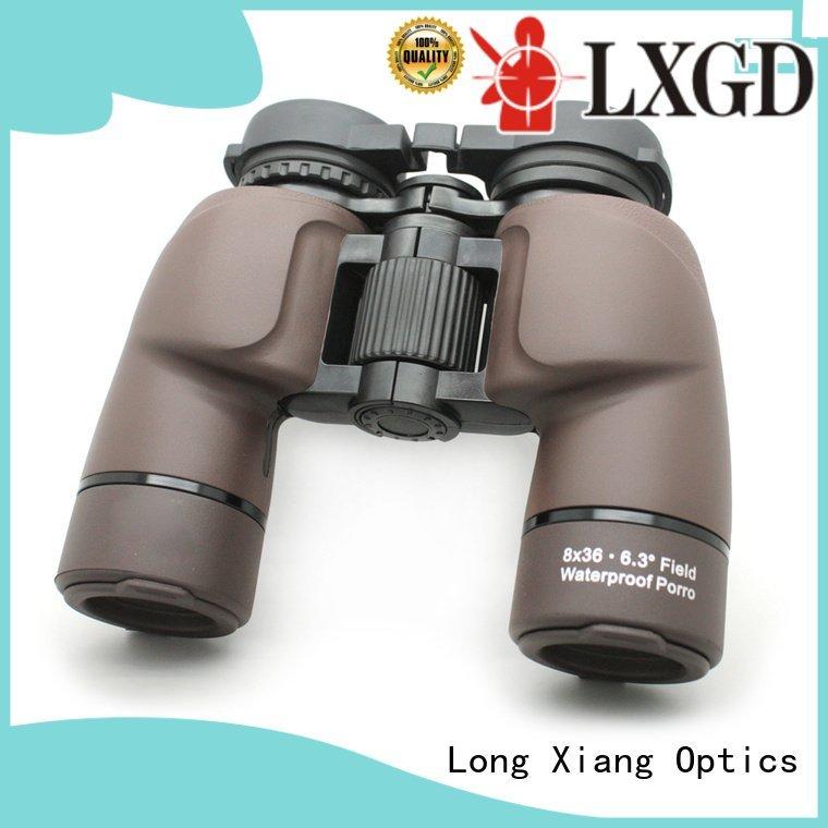 Long Xiang Optics waterproof binoculars zoom waterproof ultra cup