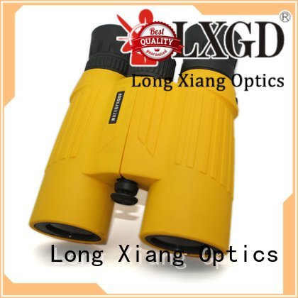 Long Xiang Optics Brand fully fmc cup waterproof binoculars