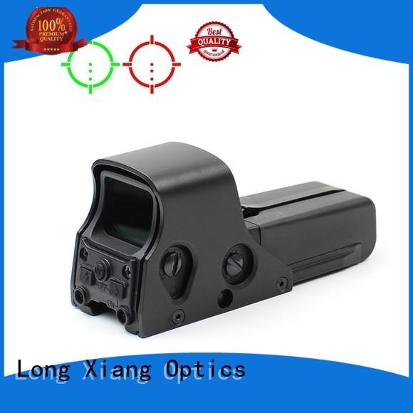 Quality Long Xiang Optics Brand mount tactical red dot sight
