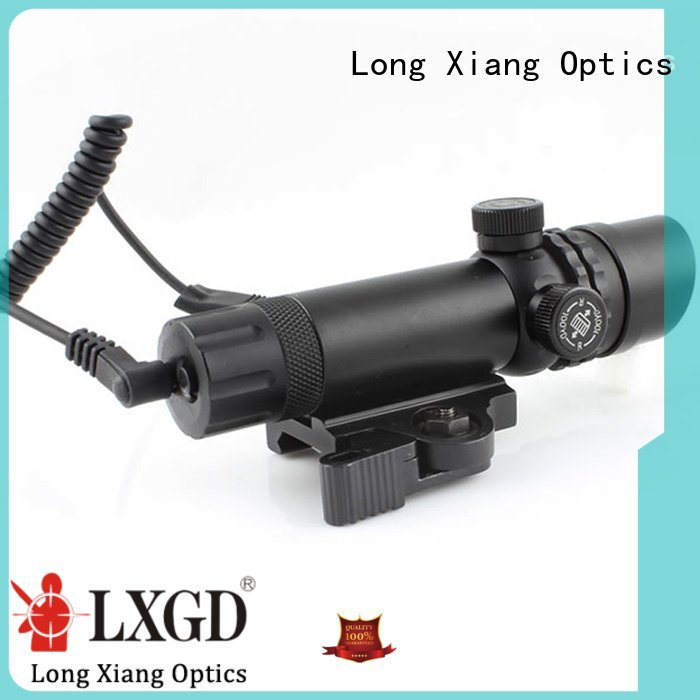 Long Xiang Optics tactical laser pointer tail gen power ring
