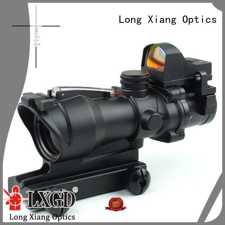 vortex tactical scopes fiber accessories OEM tactical scopes Long Xiang Optics