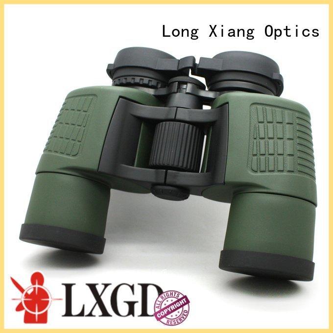 OEM compact waterproof binoculars camouflage eye floatation waterproof binoculars