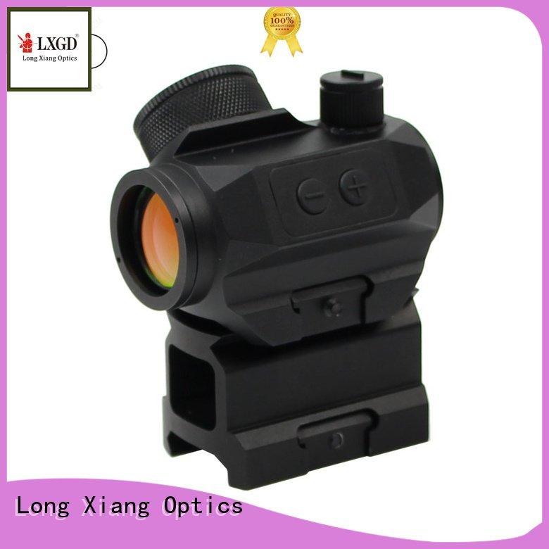 wide lightweight sights red dot sight reviews Long Xiang Optics