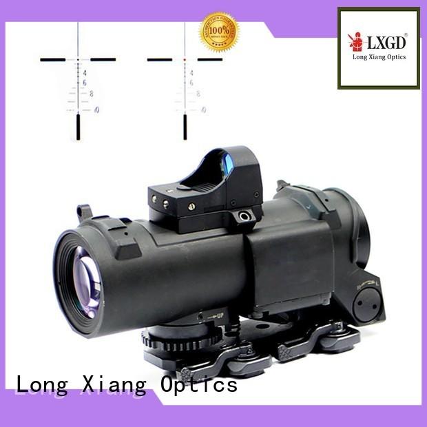 mil dr ar optics tactical scopes Long Xiang Optics