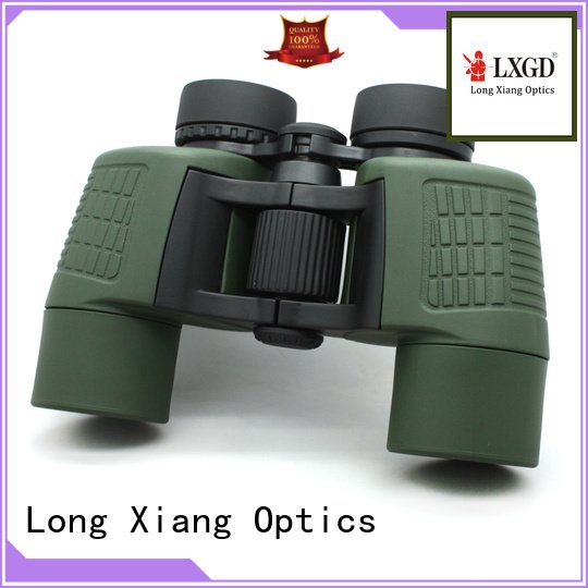 Long Xiang Optics zoom waterproof binoculars cover caps