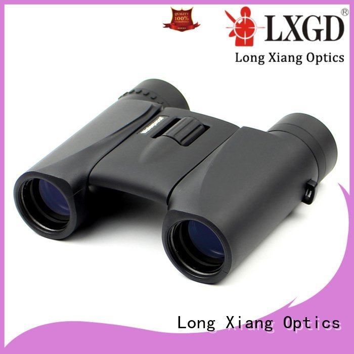 military distance floats compact waterproof binoculars Long Xiang Optics